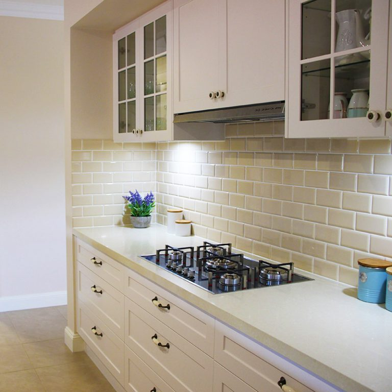 French provincial kitchen Pitt Town
