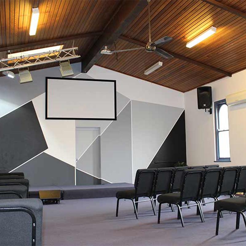 Contemporary Classic Style Church