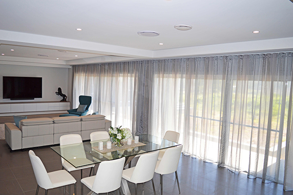 S Fold Sheer Curtains I For Style