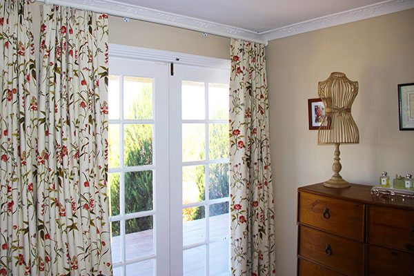 French country style curtains Hartley House